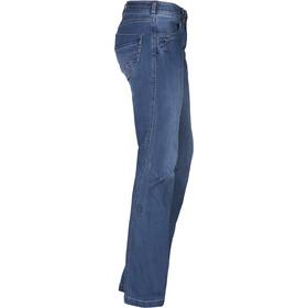 Ocun Medea Pantalon Femme, middle blue